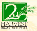 Kyoto Food Bank link to partner food bank Second Harvest inland northwest