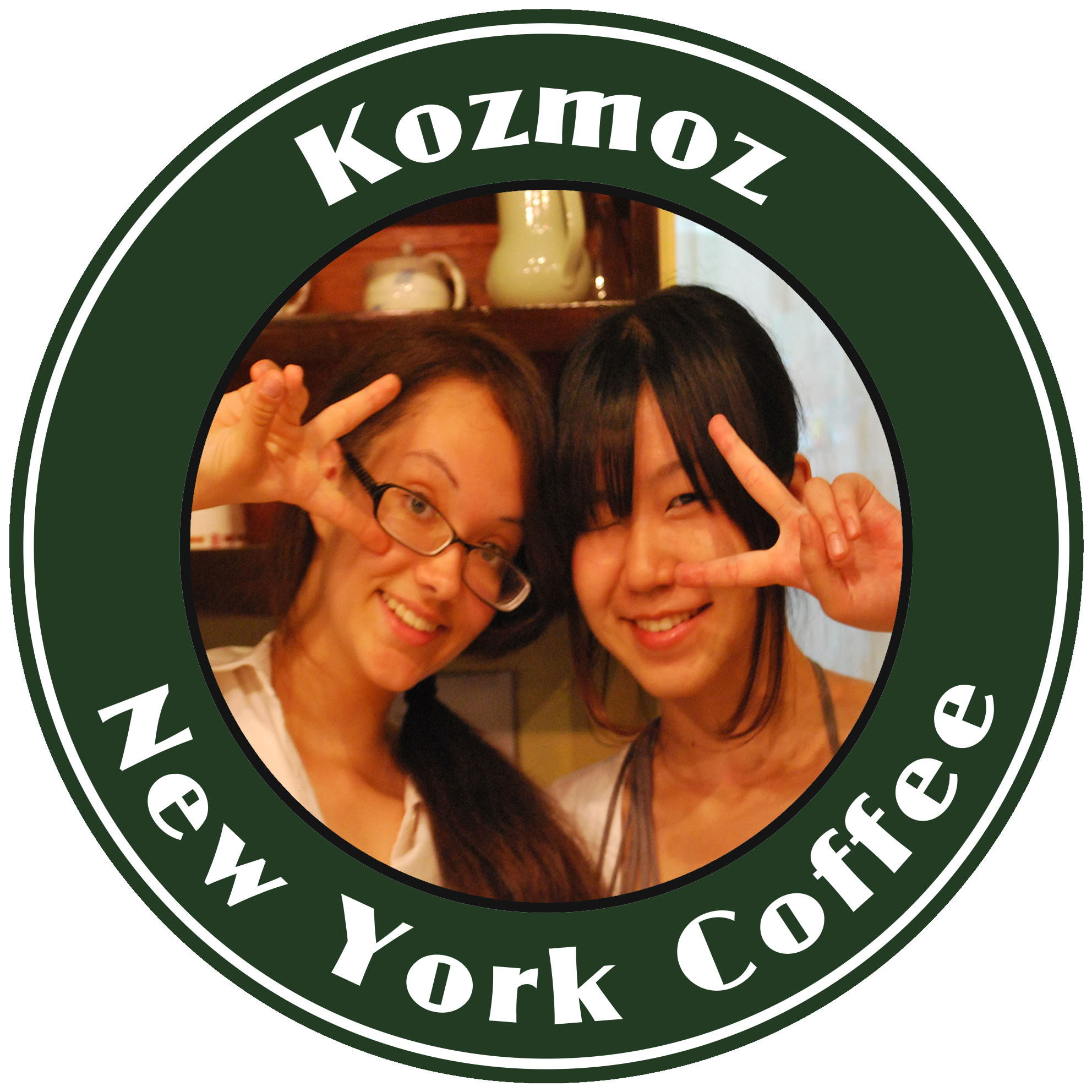 Kozmoz Kansai Foodbank Staff Pamela and Tomomi